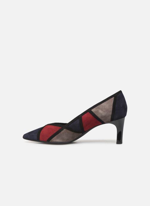 High heels Geox DBIBBIANA Multicolor front view
