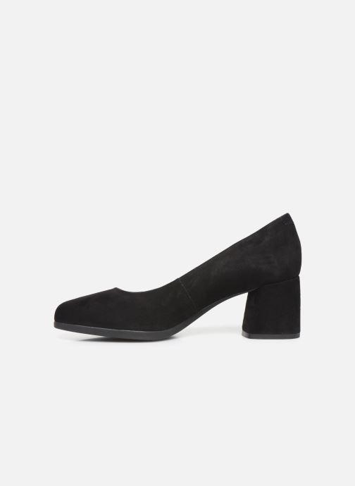 Zapatos de tacón Geox DCALINDAMID Negro vista de frente