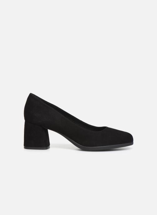 High heels Geox DCALINDAMID Black back view