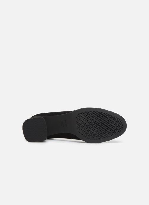 Zapatos de tacón Geox DCALINDAMID Negro vista de arriba