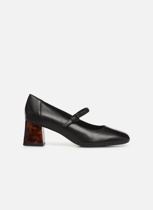 High heels Geox DSEYLA Black back view