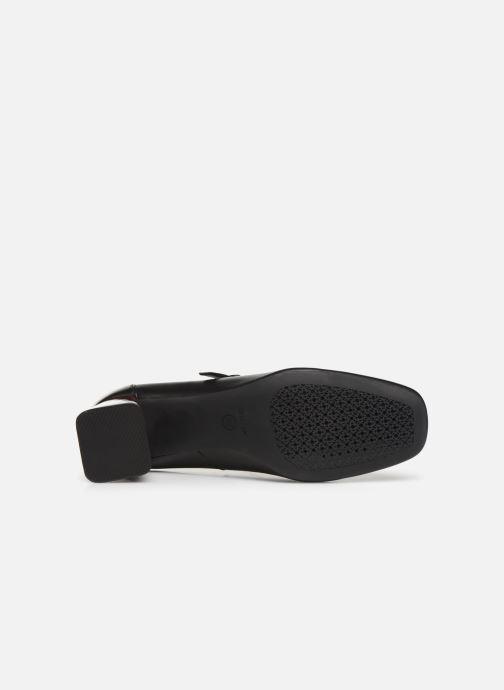 Zapatos de tacón Geox DSEYLA Negro vista de arriba