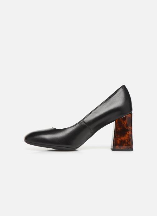 High heels Geox DSEYLAHIGH Black front view