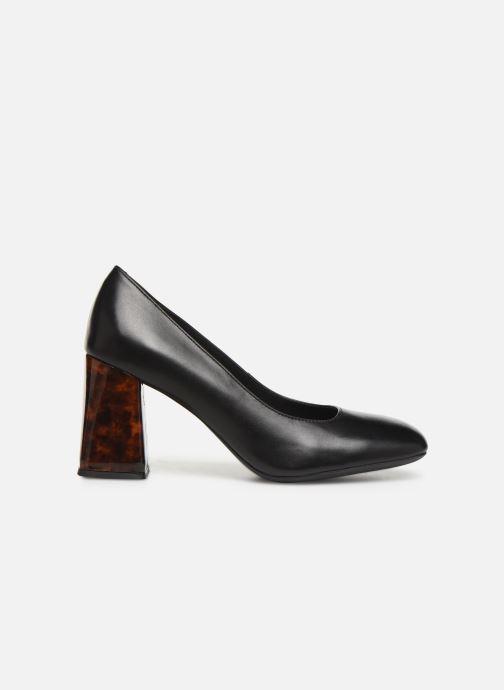 High heels Geox DSEYLAHIGH Black back view