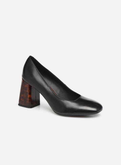 High heels Geox DSEYLAHIGH Black detailed view/ Pair view