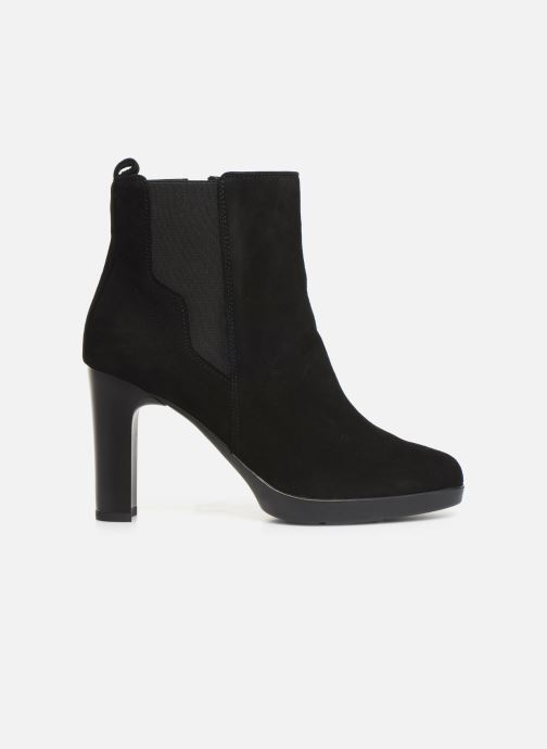 Ankle boots Geox DANNYAHIGH3 Black back view
