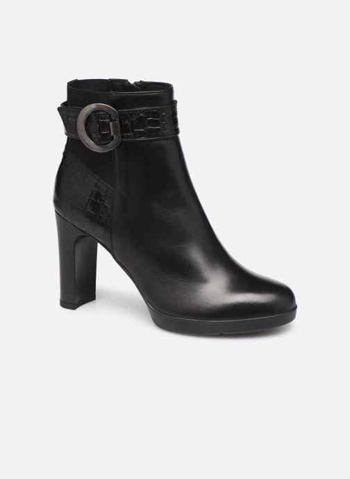 Boots en enkellaarsjes Geox DANNYAHIGH4 Zwart detail