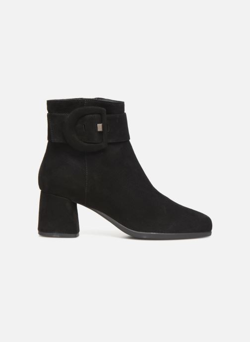 Ankle boots Geox DCALINDAMID2 Black back view