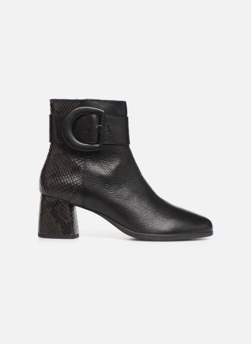 Bottines et boots Geox DCALINDAMID3 Noir vue derrière