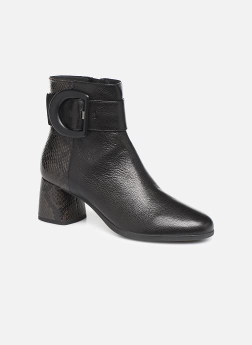 Ankle boots Geox DCALINDAMID3 Black detailed view/ Pair view