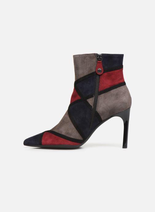 Ankle boots Geox DFAVIOLA Multicolor front view