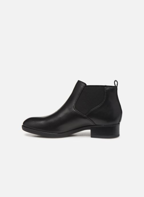 Ankle boots Geox DFELICITYNPABX Black front view