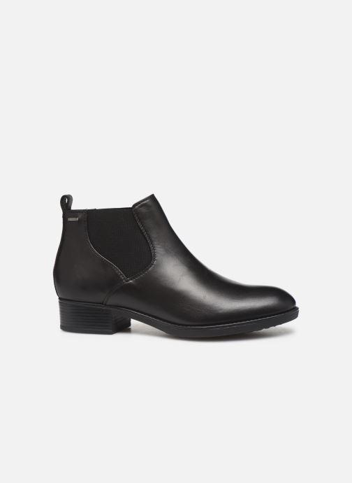 Boots en enkellaarsjes Geox DFELICITYNPABX Zwart achterkant