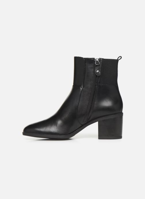 Ankle boots Geox DGLYNNA Black front view