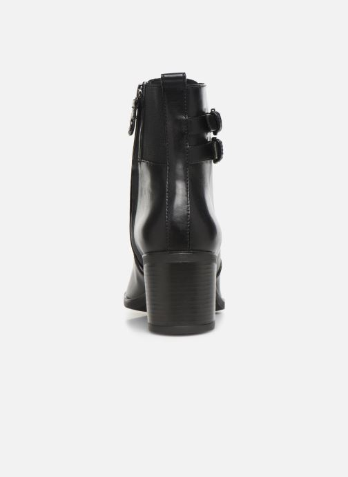 Bottines et boots Geox DGLYNNA Noir vue droite