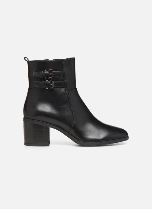 Bottines et boots Geox DGLYNNA Noir vue derrière
