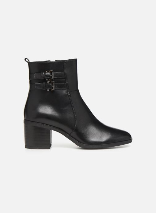 Ankle boots Geox DGLYNNA Black back view