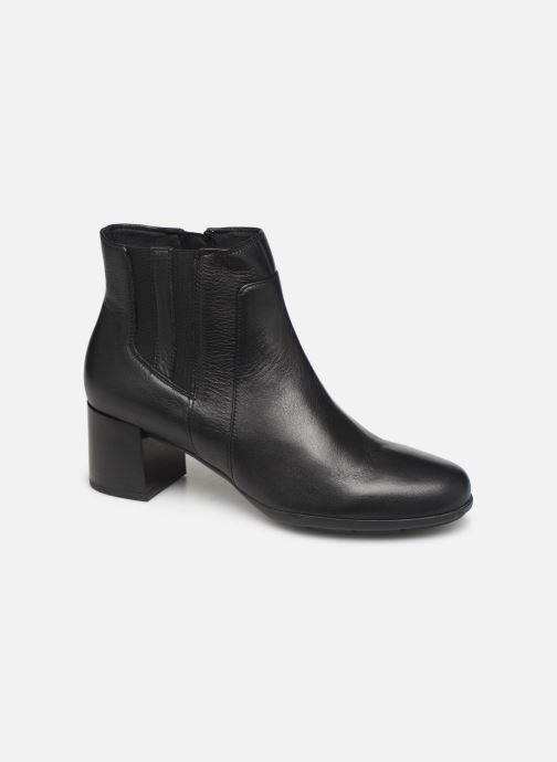 Bottines et boots Geox DNEWANNYAMID Noir vue détail/paire