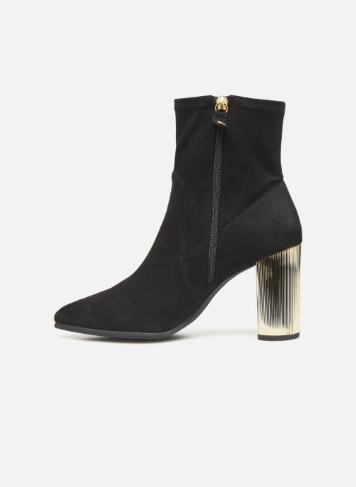 Ankle boots Geox DPEYTHONHIGH Black front view