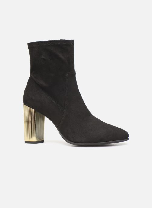 Ankle boots Geox DPEYTHONHIGH Black back view