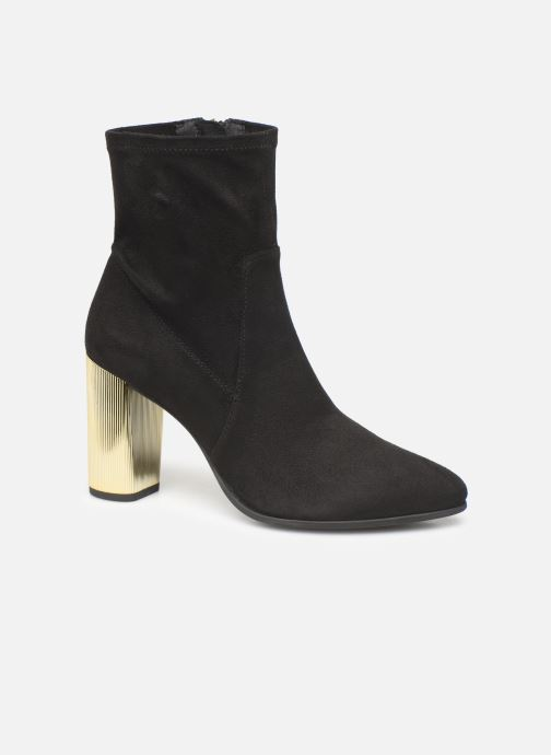 Ankle boots Geox DPEYTHONHIGH Black detailed view/ Pair view