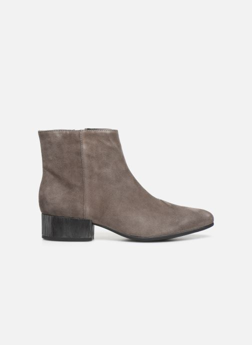Ankle boots Geox DPEYTHONLOW Grey back view
