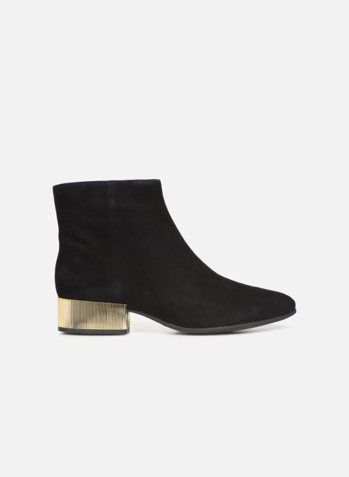 Ankle boots Geox DPEYTHONLOW Black back view