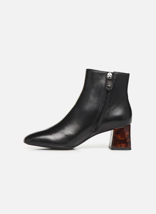 Boots en enkellaarsjes Geox DSEYLA2 Zwart voorkant