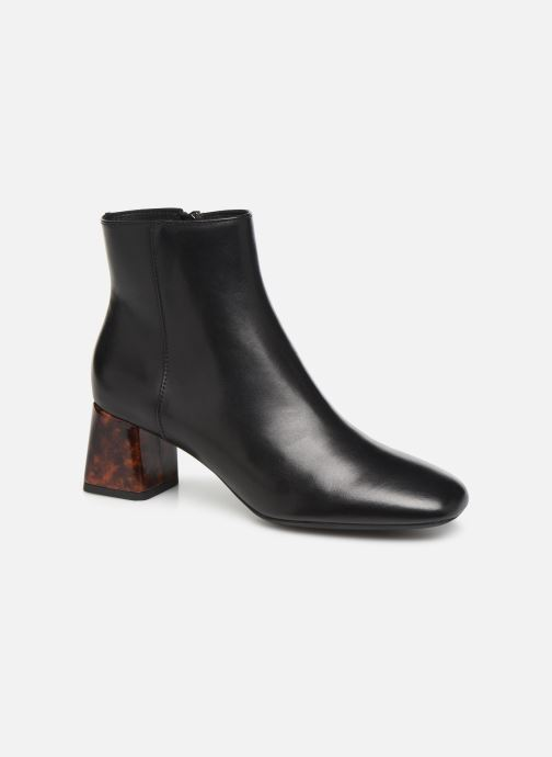 Ankle boots Geox DSEYLA2 Black detailed view/ Pair view