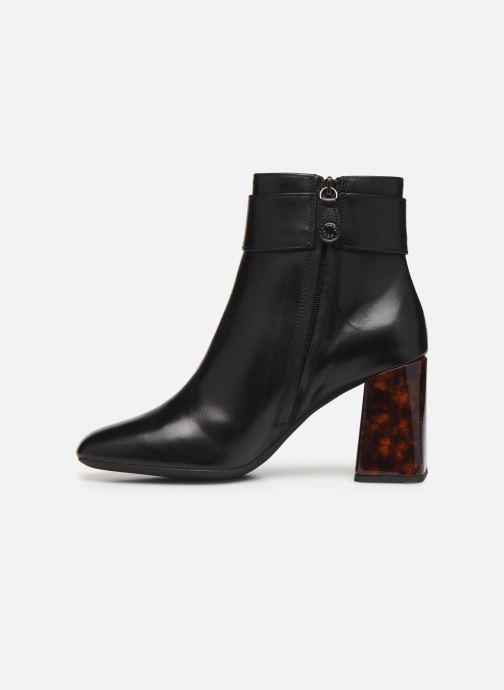 Bottines et boots Geox DSEYLAHIGH2 Noir vue face