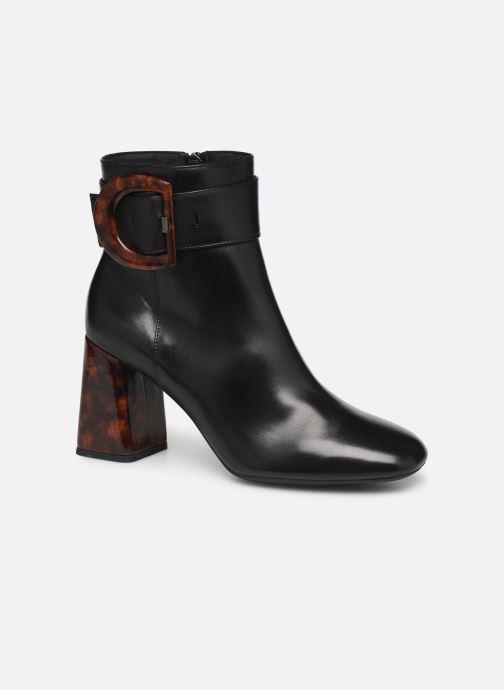 Bottines et boots Geox DSEYLAHIGH2 Noir vue détail/paire