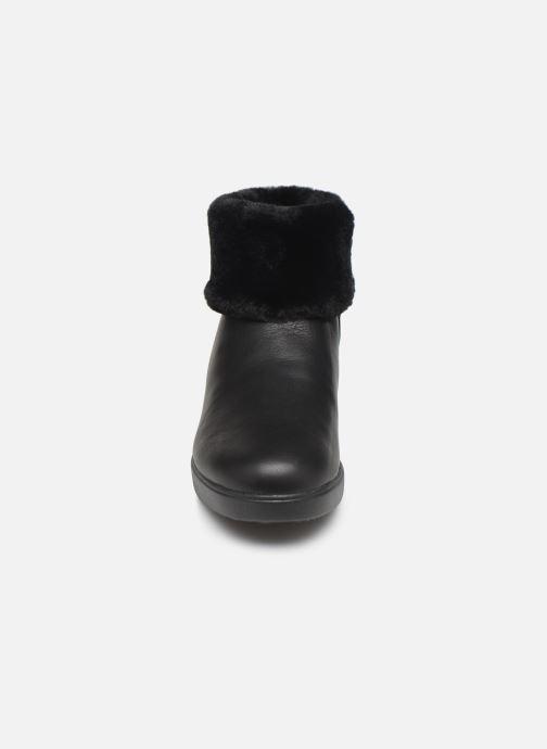 Boots en enkellaarsjes Geox DSTARDUST Zwart model
