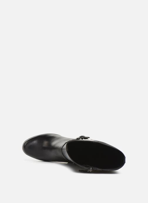 Stiefel Geox DANNYAHIGH5 schwarz ansicht von links