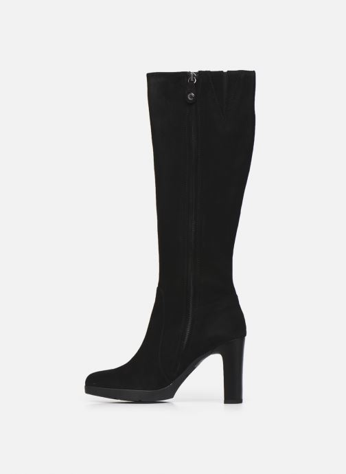 Boots & wellies Geox DANNYAHIGH6 Black front view