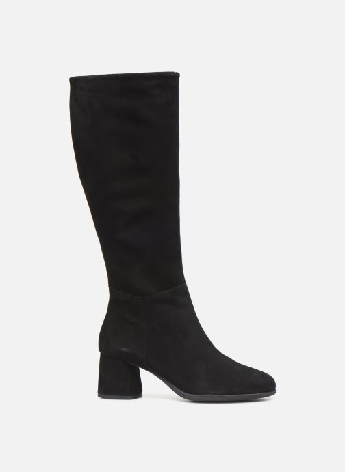 Boots & wellies Geox DCALINDAMID4 Black back view