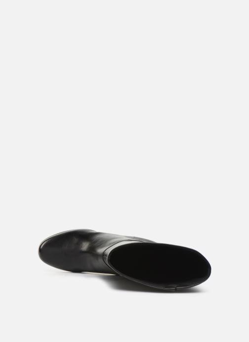 Stiefel Geox DCALINDAMID5 schwarz ansicht von links