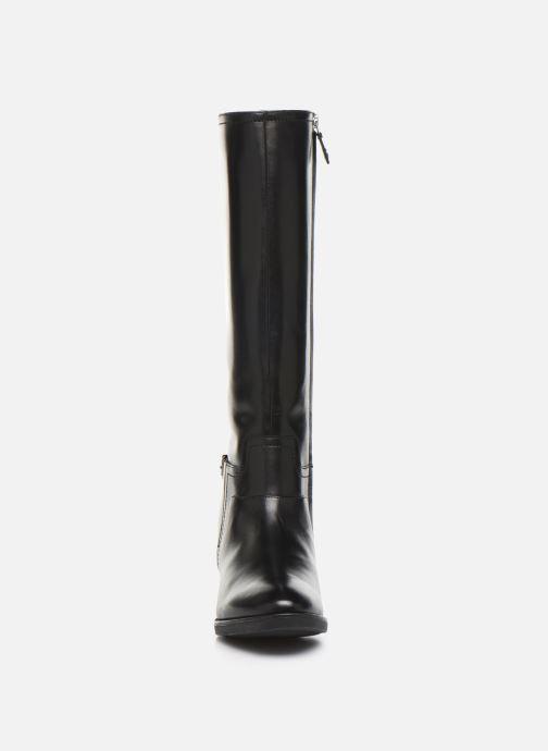 Laarzen Geox DFELICITY2_D84 Zwart model