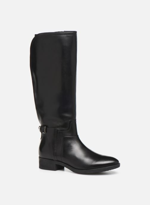 Boots & wellies Geox DFELICITY2_D84 Black detailed view/ Pair view