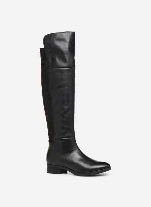 Boots & wellies Geox DFELICITY4 Black detailed view/ Pair view