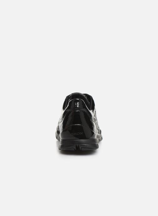 Sneakers Geox DSUKIED-NAPLACKSINT.+NAPL Zwart rechts