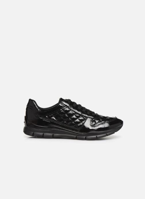Sneakers Geox DSUKIED-NAPLACKSINT.+NAPL Zwart achterkant