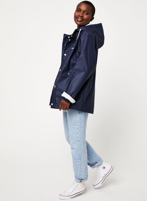 Kleding Tretorn Wings Short Rain Jacket W C Blauw onder