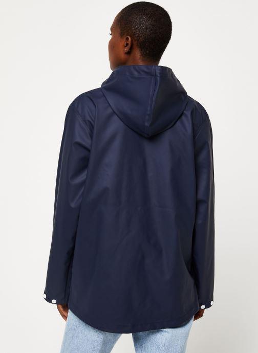 Kleding Tretorn Wings Short Rain Jacket W C Blauw model