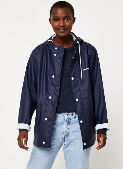 Kleding Tretorn Wings Short Rain Jacket W C Blauw detail