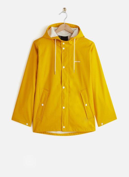 Vêtements Tretorn Wings Short Rain Jacket W C Noir vue détail/paire