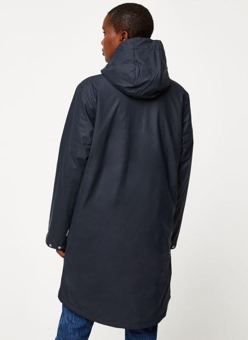 Vêtements Tretorn Wings Short Rain Jacket W C Noir vue portées chaussures