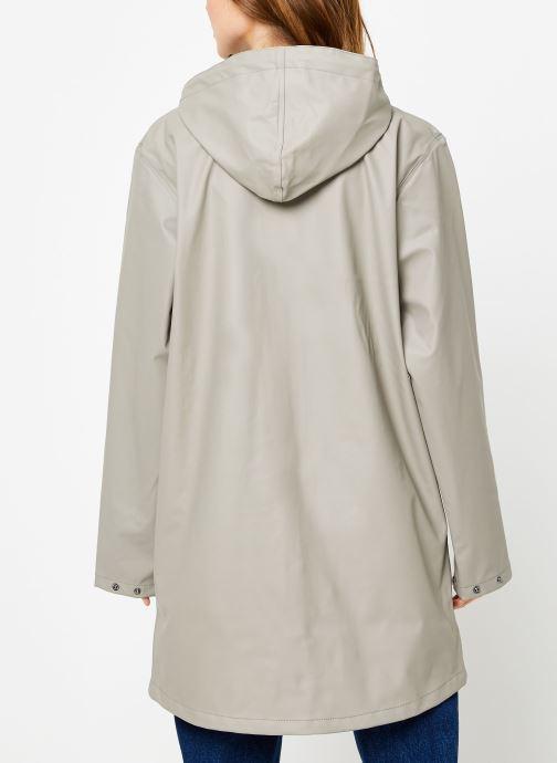 Vêtements Tretorn Wings Plus Rain Jacket W C Vert vue portées chaussures