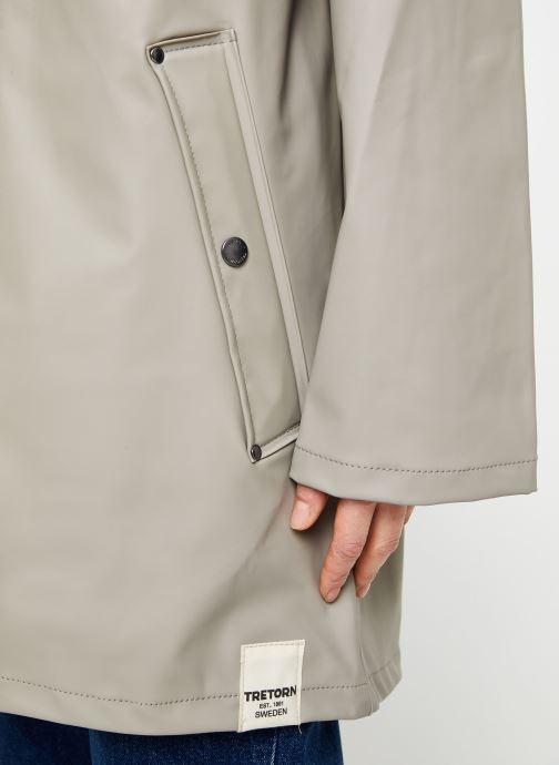 Vêtements Tretorn Wings Plus Rain Jacket W C Vert vue face