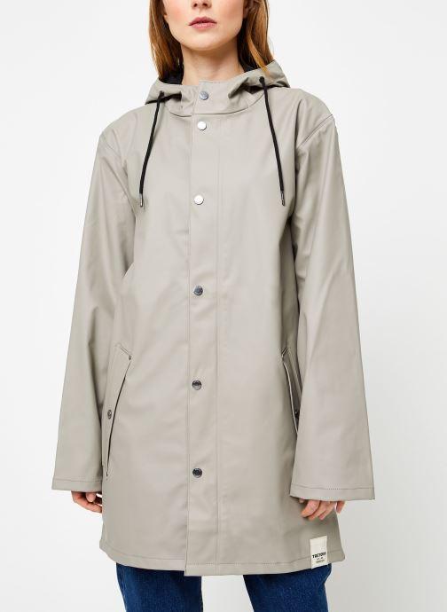 Vêtements Tretorn Wings Plus Rain Jacket W C Vert vue droite