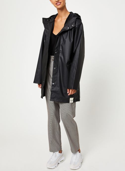 Kleding Tretorn Wings Plus Rain Jacket W C Zwart onder